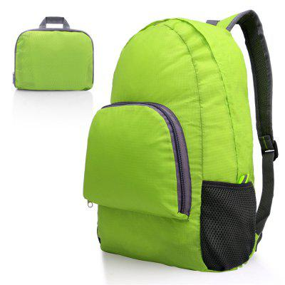 Lightweight Portable Backpack Foldable Durable Travel Hiking Backpack Daypack for Women/Men(Green) Load 20L