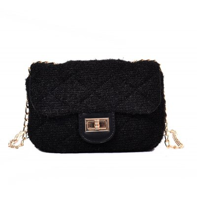 Fashion Mini Fur Small Bag Small Bag Messenger Bag Shoulder Messenger Bag