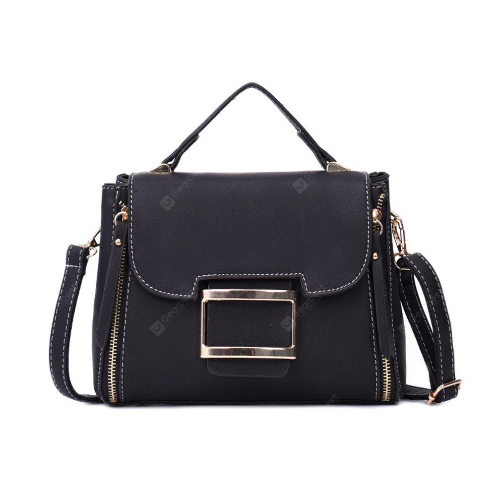Female Wild Retro Shoulder Messenger Small Square Package