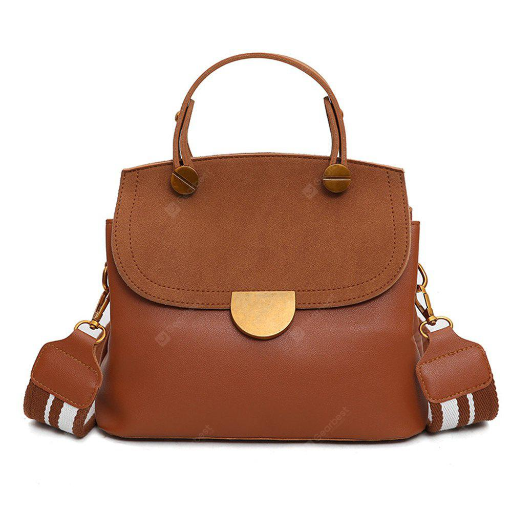 Female Trendy Messenger Casual Wild Shoulder Handbag