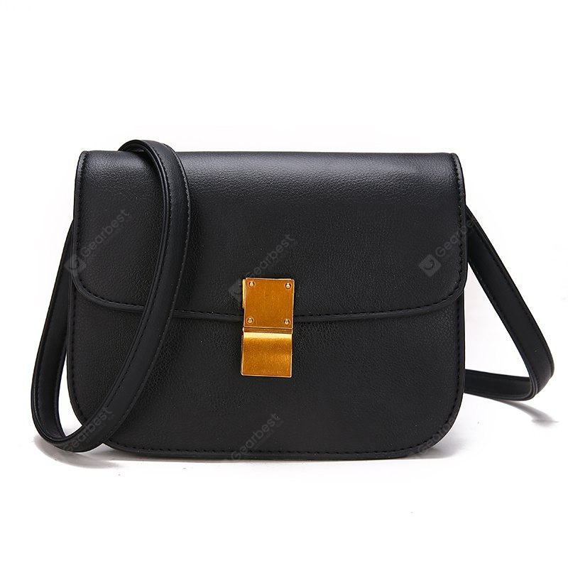 Simple and Stylish Shoulder Messenger Small Square Package