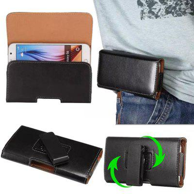 360 Horizontal Rotation Belt Clip Case For All SmartPhone 5.2 – 5.7 Inch