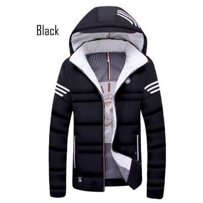 New Fashion Young Men Warm Cotton CoatMens Jackets &amp; Coats<br>New Fashion Young Men Warm Cotton Coat<br>