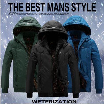 The New Thickening Men&amp;#39;s Autumn and Winter CottonMens Jackets &amp; Coats<br>The New Thickening Men&amp;#39;s Autumn and Winter Cotton<br>