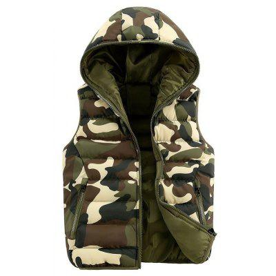 Winter Warm New Men&amp;#39;s Camouflage Vest Lovers VestMens Jackets &amp; Coats<br>Winter Warm New Men&amp;#39;s Camouflage Vest Lovers Vest<br>