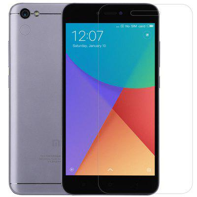 Anti-Explosion Tempered Glass Screen Protector for Xiaomi Redmi Note 5AScreen Protectors<br>Anti-Explosion Tempered Glass Screen Protector for Xiaomi Redmi Note 5A<br><br>Features: Ultra thin, Anti fingerprint, Anti scratch<br>Material: Tempered Glass<br>Package Contents: 1 x Tempered Glass Film,  1 x Microfiber Cleaning Cloth,  1 x Cleaning Prep Pad<br>Package size (L x W x H): 18.00 x 7.00 x 2.00 cm / 7.09 x 2.76 x 0.79 inches<br>Package weight: 0.0150 kg<br>Product weight: 0.0100 kg<br>Thickness: 0.22mm<br>Type: Screen Protector
