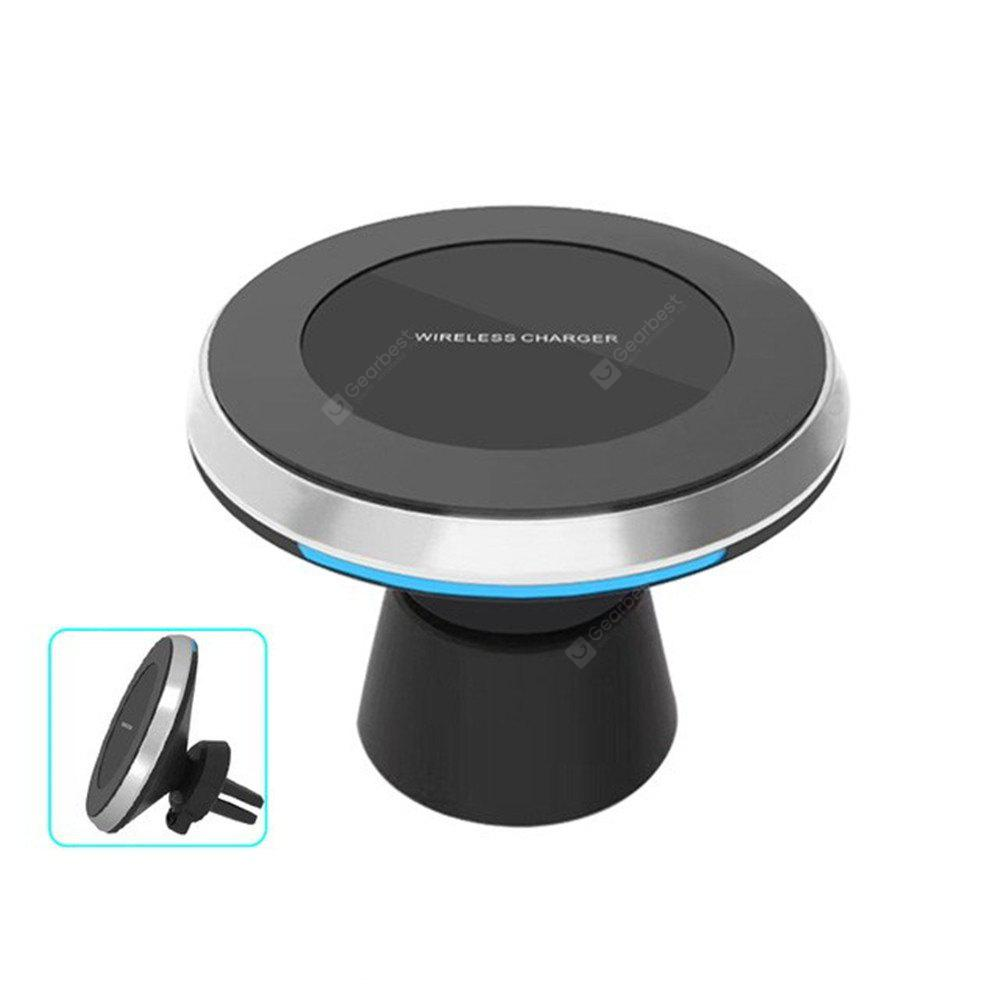 Image result for Spedcrd Car Wireless Charger Magnetic Stand Fast Charging Dock