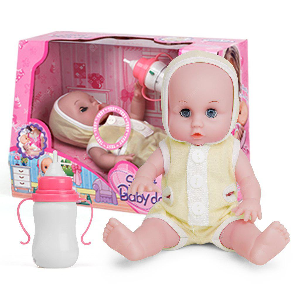 Laugh Cry Baby Doll Sound Box Doll Generator Reborn Accessories Kids Toys Gift