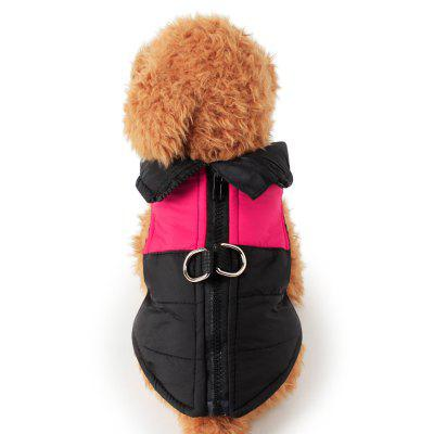 Lovoyager LVC 3510002017 New Feather Zipper Pet Vest