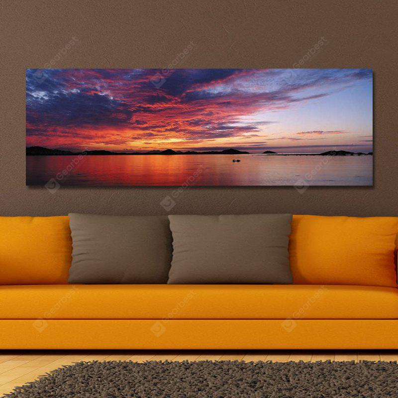 DYC 10459 Photography Sunrise Scenery By the Sea Stampa artistica