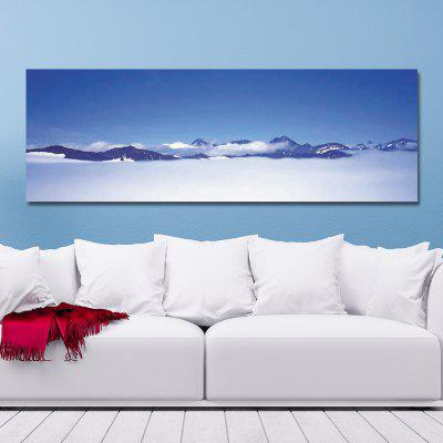 DYC 10464 Photography Le montagne innevate Stampa artistica