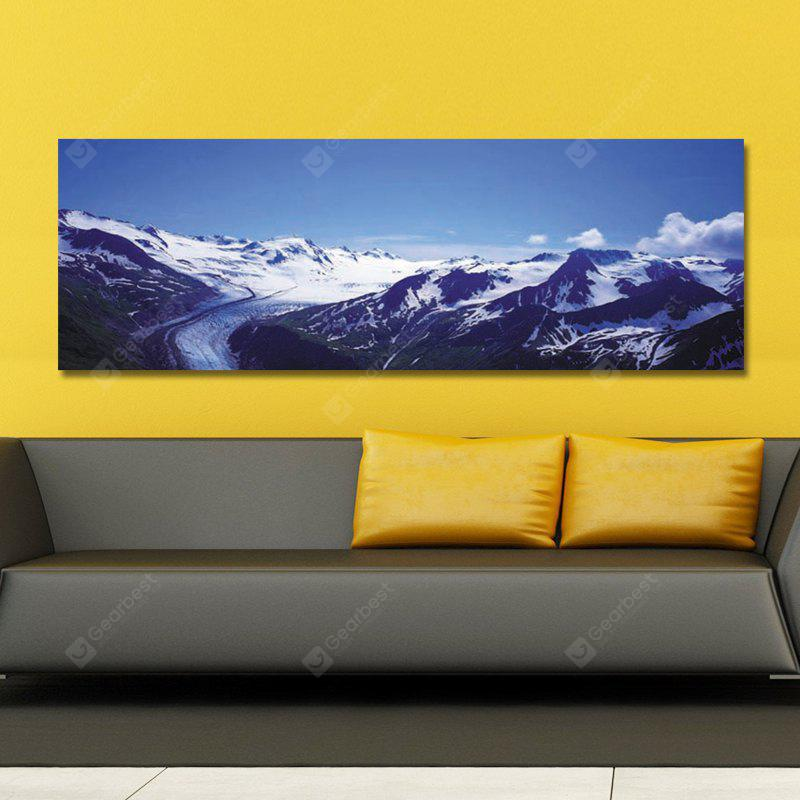 DYC 10469 Photography Mountain Snow Scenery Stampa artistica