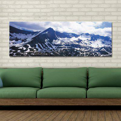 DYC 10477 Photography The snow Capped Mountains Print ArtPrints<br>DYC 10477 Photography The snow Capped Mountains Print Art<br><br>Brand: DYC<br>Craft: Print<br>Form: One Panel<br>Material: Canvas<br>Package Contents: 1 x Print<br>Package size (L x W x H): 34.00 x 8.00 x 8.00 cm / 13.39 x 3.15 x 3.15 inches<br>Package weight: 0.3200 kg<br>Painting: Without Inner Frame<br>Product size (L x W x H): 34.00 x 94.00 x 1.00 cm / 13.39 x 37.01 x 0.39 inches<br>Product weight: 0.1900 kg<br>Shape: Horizontal<br>Style: Scenery / Landscape<br>Subjects: Landscape<br>Suitable Space: Living Room,Office,Hotel