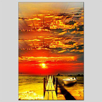 Hua Tuo The Setting Sun Oil Painting Size 60 x 90CM OSR-160650
