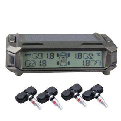 Solar Power Mini Imported Smart Chip High Sensitivity Built-In Tire Pressure Monitoring System