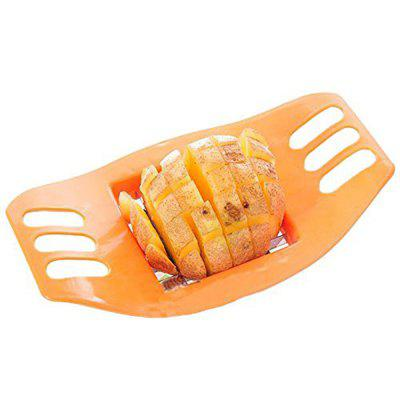 Fries Potato Chips Vertical Cutter Slicer with Stainless Steel Blade
