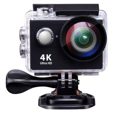 EKEN H9s 4K Action Camera Full HD Wifi Waterproof Sports DV Camcorder with 16MP Photo Video and 170 Wide Angle Lens