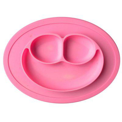 WS 0238 Hot Pin Silicon Rubber Tableware for Baby