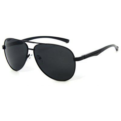 TOMYE P1012 Aviator polarized Sunglasses para hombres