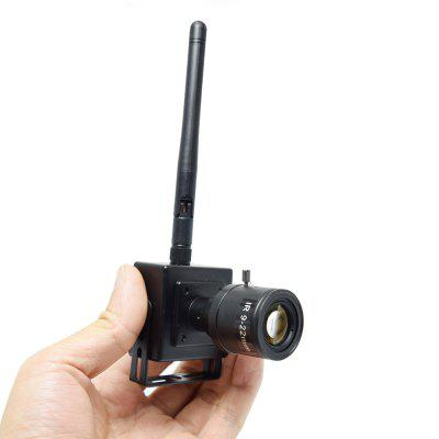 1080P ONVIF 9-22MM Manual Varifocal Zoom Lens HD Mini Wifi IP Wireless Camera P2P Plug And Play Support Mobile Phone