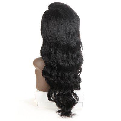 Synthetic Lace Front Long Wavy Wig Ombre color Heat Resistant Fiber Hair Wigs For Women RC0894 цена и фото