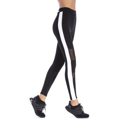WomenS Sexy Splicing Sport Zip Yoga UnderpantPants<br>WomenS Sexy Splicing Sport Zip Yoga Underpant<br><br>Elasticity: Super-elastic<br>Material: Polyester, Spandex<br>Package Contents: 1 x Pant<br>Pattern Type: Patchwork<br>Style: Active<br>Waist Type: Mid<br>Weight: 0.1700kg