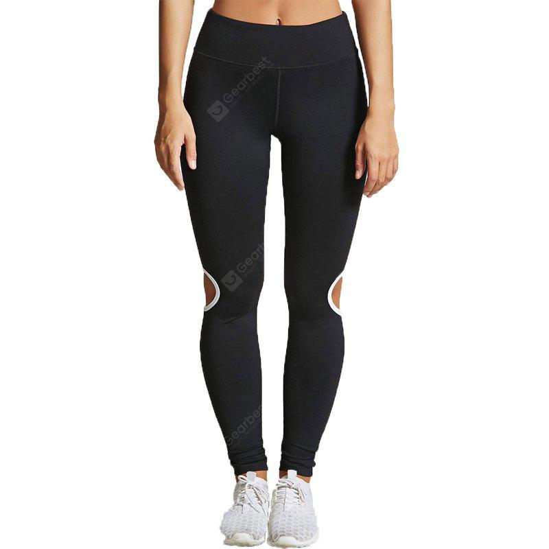 Women's Sport Hollow Out Yoga Underpant