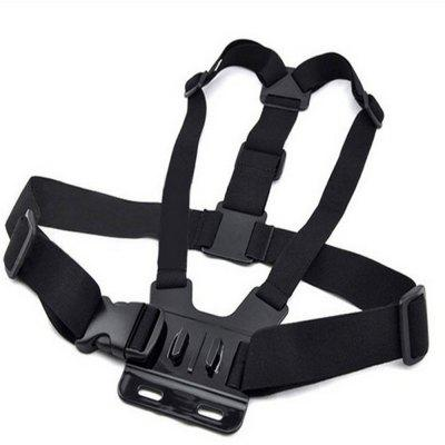 Chest Strap for GoPro HD Hero 6/5/4/3+/3/2/1 Action Camera Harness Mount