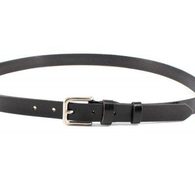 Gradient Veg leather beltBelts<br>Gradient Veg leather belt<br><br>Belt Material: Cowskin<br>Belt Silhouette: Skinny Belt<br>Buckle Width: 25mm<br>Gender: For Women<br>Group: Adult<br>Package Contents: 1 x Belt<br>Pattern Type: Others<br>Style: Fashion<br>Weight: 0.2500kg