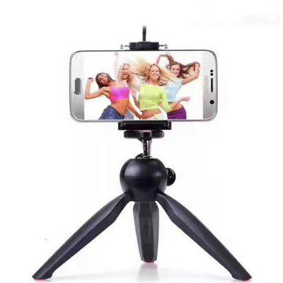Mini Tripod Mount for Digital Camera GoPro Camera Mobile phoneAction Cameras &amp; Sport DV Accessories<br>Mini Tripod Mount for Digital Camera GoPro Camera Mobile phone<br><br>Accessory type: Bracket, Lengthen Selfie Arms<br>Compatible with: Mobile phone, Universal, Universal Camera<br>Extened Length(cm): 22.5cm<br>Folded Length(cm): 20cm<br>Length Range(cm): 22.5cm<br>Material: Plastic<br>Package Contents: 1 x Bracket,1 x Mobile Phone Clip<br>Package size (L x W x H): 20.00 x 6.00 x 6.00 cm / 7.87 x 2.36 x 2.36 inches<br>Package weight: 0.2000 kg<br>Waterproof: No