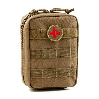 Outdoor Medical Package Household Car Emergency Survival Medical Kit Life-Saving Equipment