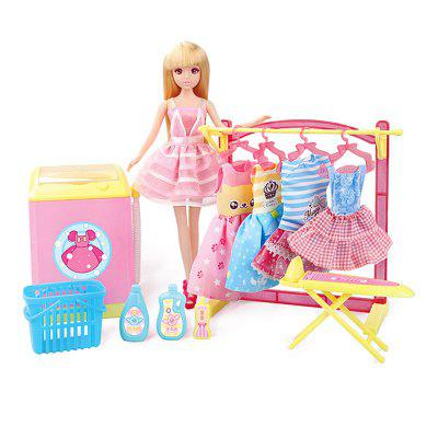 dream Laundry Princess Doll Suit girl birthday Presents