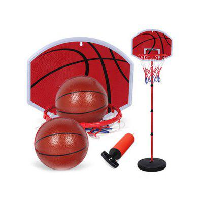 1.5 Meters Indoor Basketball Shooting outdoor Indoor iron Basketball stand 246294501