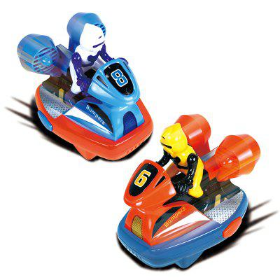 Remote Control Bumper Car 1 Pair