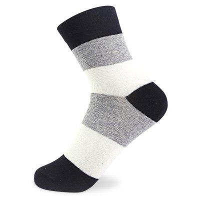 Buy COLORMIX Spell Color Elastic Knitting Socks N201612 5 Pairs for $19.39 in GearBest store