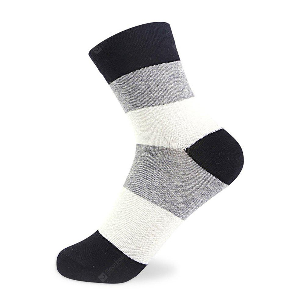 COLORMIX Spell Color Elastic Knitting Socks N201612 5 Pairs