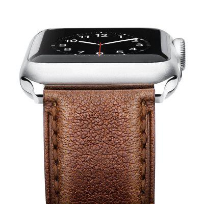 Benuo для Apple Watch 42mm Genuine Leather Band