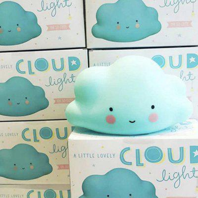 Night Light Baby LED Cute Decor Lamp Sleeping Children Bedroom Nursery CloudStarNight Lights<br>Night Light Baby LED Cute Decor Lamp Sleeping Children Bedroom Nursery CloudStar<br><br>Battery Quantity: 3 x LR44<br>Color Temperature or Wavelength: 2700K-3500K? 7000K<br>Connector Type: Other<br>Features: Color-changing<br>Light Source Color: Blue,Pink,White<br>Light Type: Batteries,LED<br>Package Contents: 1 x LED Small Night Light, 3 x LR44 Battery<br>Package size (L x W x H): 10.00 x 6.00 x 2.00 cm / 3.94 x 2.36 x 0.79 inches<br>Package weight: 0.0360 kg<br>Power Source: Battery<br>Product size (L x W x H): 9.50 x 5.50 x 1.50 cm / 3.74 x 2.17 x 0.59 inches<br>Product weight: 0.0200 kg<br>Quantity: 1pcs<br>Style: Cartoon<br>Wattage: 0-5W