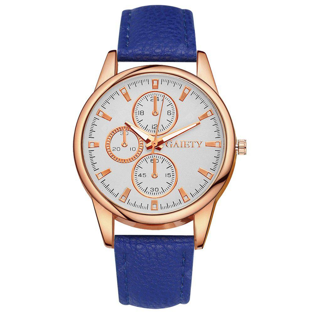 GAIETY G130 Ladies Leather Watch