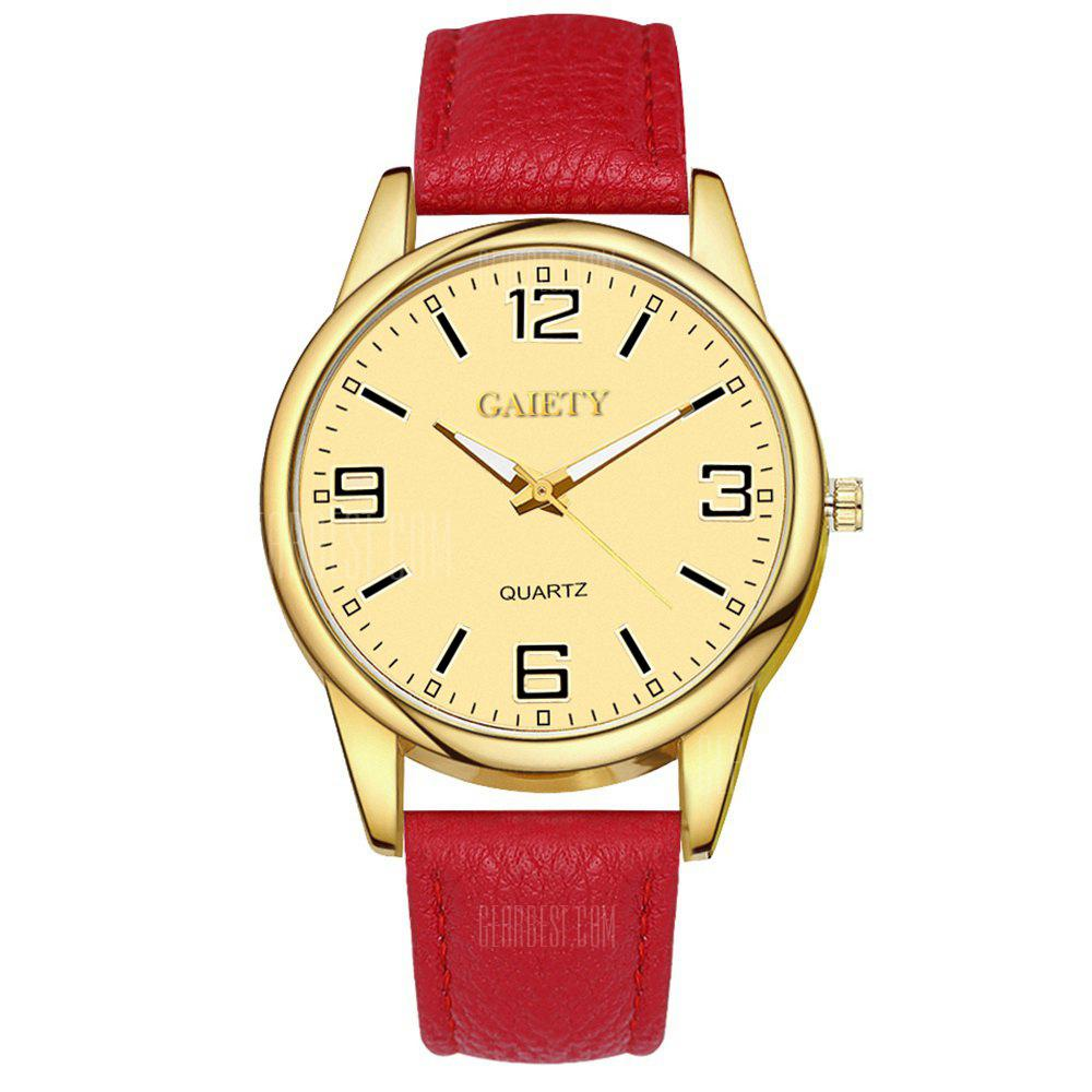 GAIETY G135 Ladies Leather Leather Watch