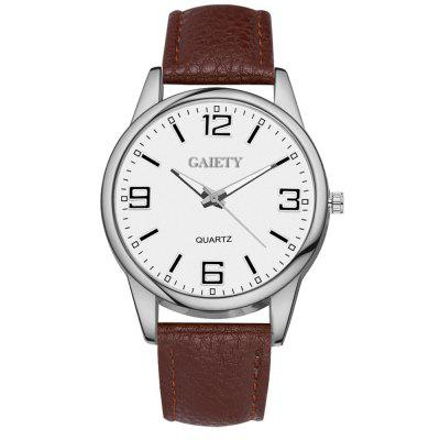 GAIETY G137 Ladies Fashion Leather Watch