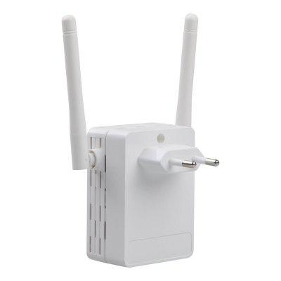 300Mbps Wifi Repeater Wireless-N Range Extender Signal Booster Router de rețea