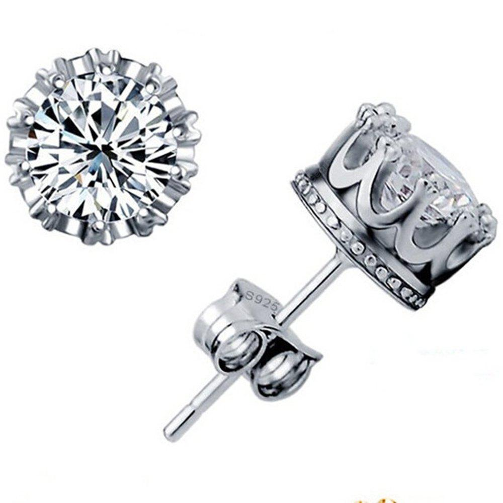 its rapnetcom transforms l earrings silver thomas sabo stud crown pave pandora