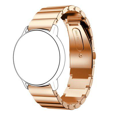 Solid Metal Stainless Steel Band 20MM Strap for Samsung Gear Sport SM-R600 Gear S2 Classic