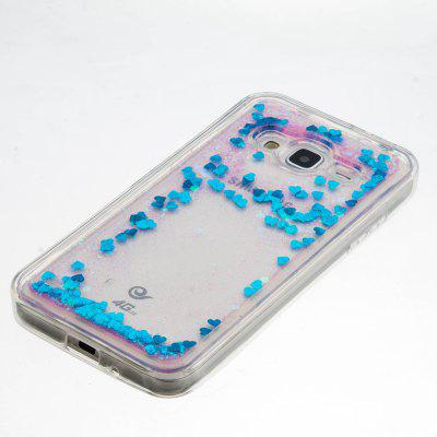 Liquid TPU Sand Case for Samsung Galaxy J3 2015 / J3 2016Samsung J Series<br>Liquid TPU Sand Case for Samsung Galaxy J3 2015 / J3 2016<br><br>Features: Back Cover<br>Material: TPU<br>Package Contents: 1 x Phone Case<br>Package size (L x W x H): 14.50 x 7.50 x 1.50 cm / 5.71 x 2.95 x 0.59 inches<br>Package weight: 0.0470 kg<br>Product weight: 0.0460 kg<br>Style: Novelty