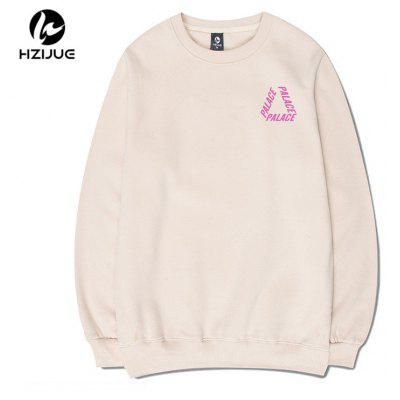 MenS Printed Round Neck SweatshirtMens Hoodies &amp; Sweatshirts<br>MenS Printed Round Neck Sweatshirt<br><br>Material: Cotton<br>Package Contents: 1xSweatshirt<br>Shirt Length: Regular<br>Sleeve Length: Full<br>Style: Casual<br>Weight: 0.5000kg