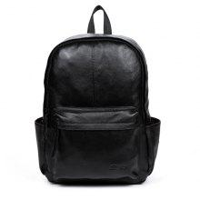 Genuine Leather Men Backpack Large Capacity Man Travel Bags High Quality Trendy Business Bag For Man Leisure Laptop Bag