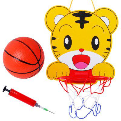 Children Hanging of Indoor and Outdoor Basketball Board Sports Toys Cartoon Confirmations