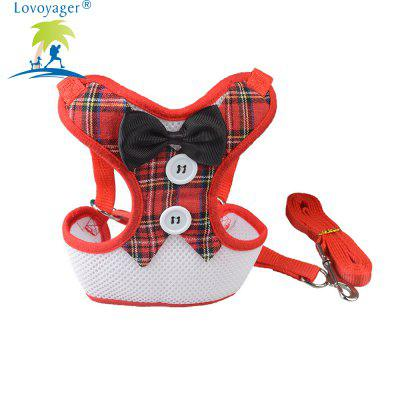 Lovoyager LVC1212 A Pet Supply Teddy Small Dog Sandwich Dress with A Chest BackDog Carriers<br>Lovoyager LVC1212 A Pet Supply Teddy Small Dog Sandwich Dress with A Chest Back<br><br>Brand: Lovoyager<br>For: Dogs<br>Package Contents: 1 x Dog Harness<br>Package size (L x W x H): 30.00 x 15.00 x 5.00 cm / 11.81 x 5.91 x 1.97 inches<br>Package weight: 0.0800 kg<br>Season: All seasons<br>Size: S,M,L