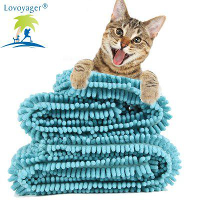 Lovoyager LVC1013 Fiber Snow Neil Pet Water Bath TowelOther Pet Supplies<br>Lovoyager LVC1013 Fiber Snow Neil Pet Water Bath Towel<br><br>Brand: Lovoyager<br>For: Cats, Dogs<br>Material: Fiber<br>Package Contents: 1 x Dog Bath Towel<br>Package size (L x W x H): 20.00 x 10.00 x 5.00 cm / 7.87 x 3.94 x 1.97 inches<br>Package weight: 0.3000 kg<br>Season: All seasons<br>Size: S,L